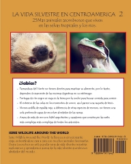 La vida silvestere en Centroamerica 2 - Back Cover