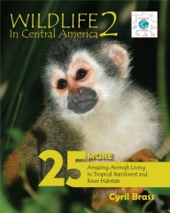 Wildlife In Central America 2 - Front Cover
